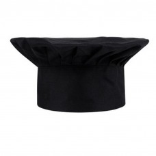 Premium Chef Hat (Black)