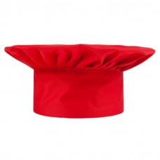 Premium Chef Hat (Red)