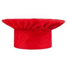 Premium Chef Hat (Red)