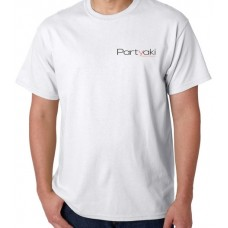 PARTYAKI T-SHIRT (SEAR, SLIDE, SERVE, REPEAT)