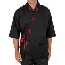 Premium Men's Sushi Chef Coat (DRAGONS)
