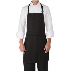 Premium Chef Apron (BLACK STRIPE)