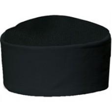 Chef Mesh Skull Cap (BLACK)