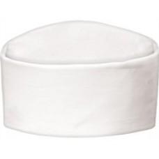 Chef Skull Cap (WHITE)