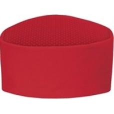 Chef Mesh Skull Cap (RED)