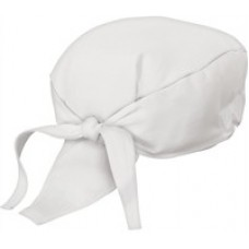 Chef Head Wrap (WHITE)