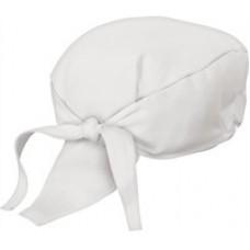 Chef Head Wrap (WHITE)